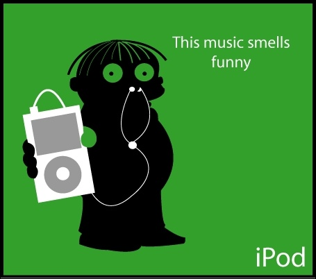 Music Doesn't Smell