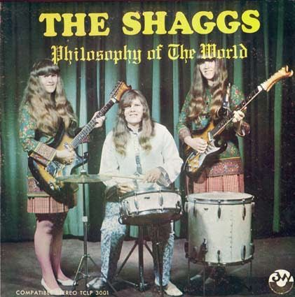 The Shaggs: Philosophy of the World LIVES!
