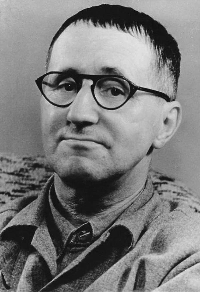 Bertolt Brecht and Me…
